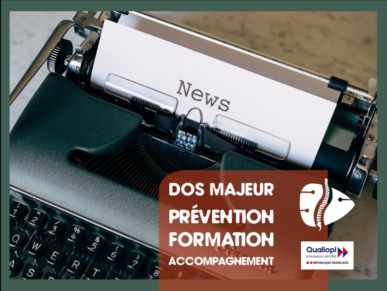 Newsletter Prévention