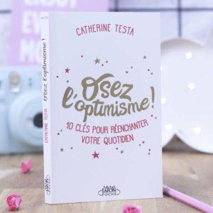 Osez l'Optimisme, le livre